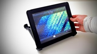 OtterBox Defender iPad 3 Case Unboxing (The New iPad Case)