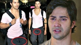 Varun Dhawan Most Embarassing Pictures Revealed