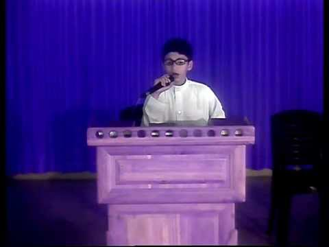 Sahithya Samajam-2015 song by Muhammed Afnan