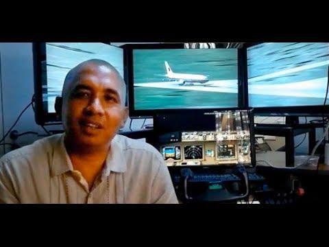 Digeledah, Rumah Pilot Malaysia Airlines MH370, Terlibat Terorisme?