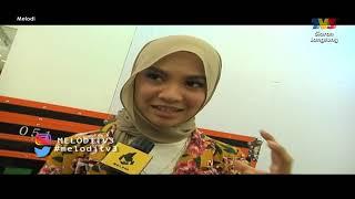 Nabila Razali seronok digandingkan dengan Syafiq Kyle   Melodi 2018
