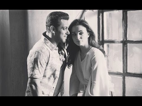 Salman Khan And Amy Jackson Hot Being Human Campaign Photoshoot