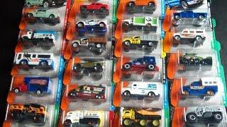 New Matchbox 2016 Diecast Cars Haul