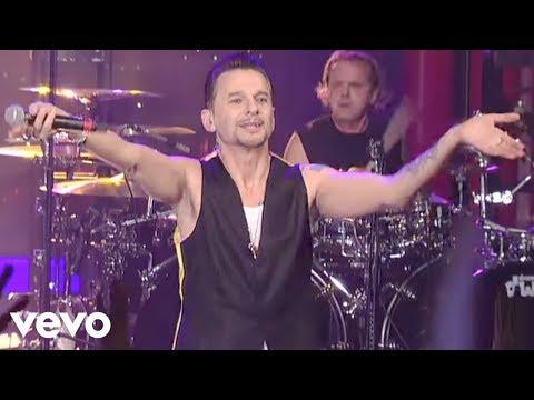 Depeche Mode - Depeche Mode -  Enjoy The Silence (best live version)