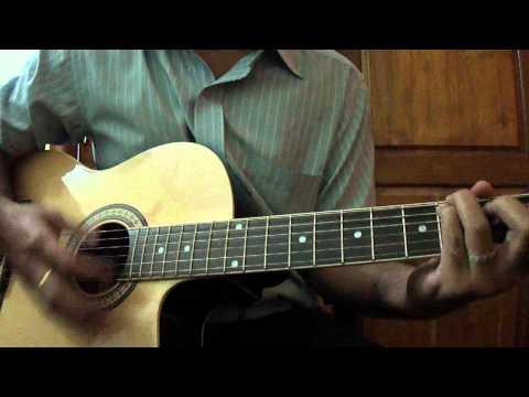 Abhi Mujh Mein Kahin - Agneepath (Acoustic Guitar Version)