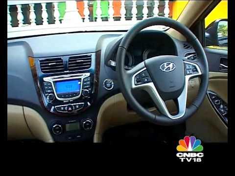 All New Hyundai Verna On Overdrive Youtube