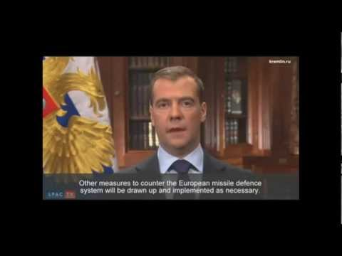 Russia warns West of Nuclear World War 3 over Iran tensions! (12/4/2011)