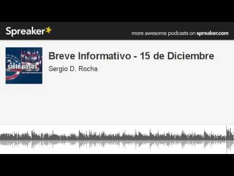 Breve Informativo - 15 de Diciembre
