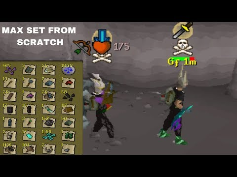 PKing at BUFFED REV CAVES for 1 HOUR (LOOT)