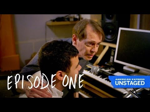 Steve Buscemi Meets the Band - EP 1 (Amex UNSTAGED: Vampire Weekend)