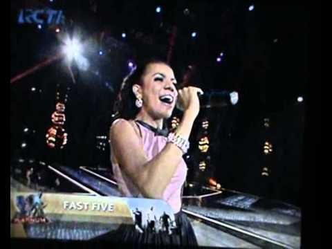 Nowela   Rekayasa Cinta Camelia Malik, Spektakuler Show 9 Indonesian Idol 18 April 2014