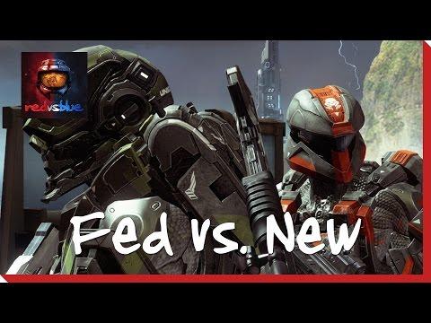 Fed vs. New – Episode 18 – Red vs. Blue Season 12 thumbnail