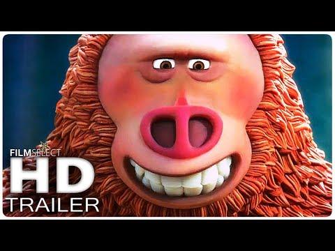 MISSING LINK Trailer (2019)