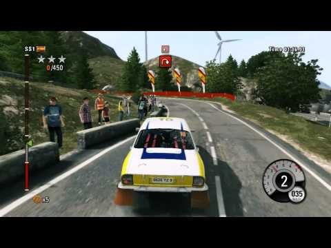 WRC 3: FIA World Rally Championship PCgamePlay noobse total on I3/GT520/Windows 8