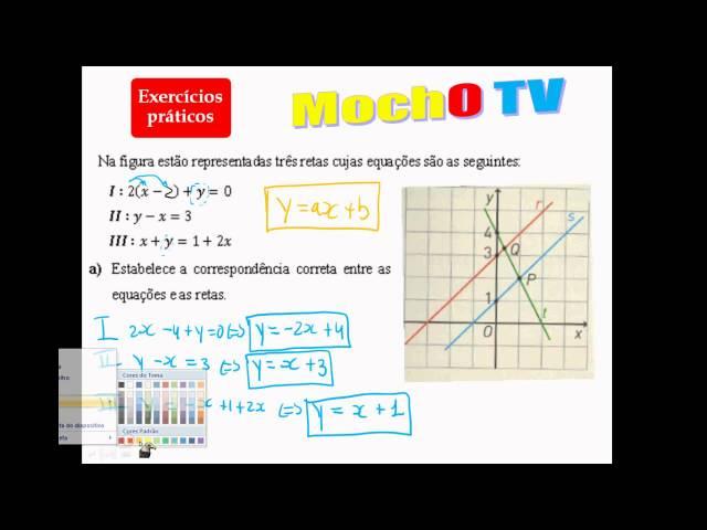Tudo sobre Sistemas de duas equações do 1º grau 8º Ano