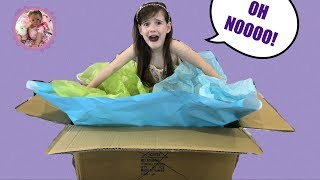 * DISASTER * REBORN TODDLER BOX OPENING - WHERE IS THE TODDLER?