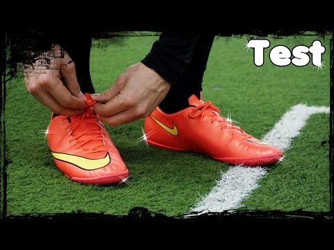TEST Indoor Cleats: Nike Mercurial Victory V IC