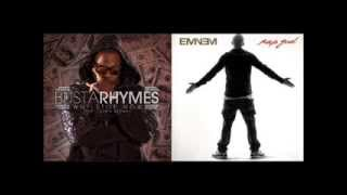 Busta Rhymes (Why stop now) vs Eminem (Rap God)