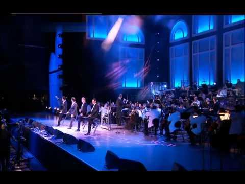 Il Divo - Bbc - Proms In The Park 2012 - Video video
