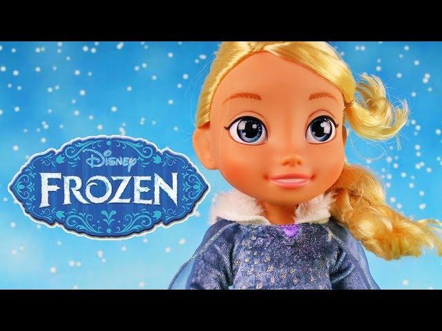 Kraina Lodu Przygoda Olafa • Piękna śpiewająca Elsa • Jakks Pacific • Openbox