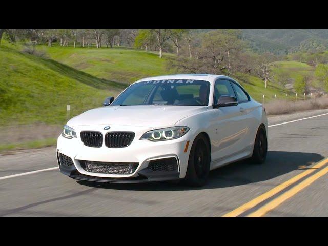 Dinan S3 BMW M235i -- TEST/DRIVE - YouTube