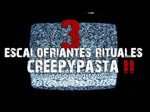 3 Aterradores Rituales Creepypasta II ? MundoCreepy ? MaskedMan