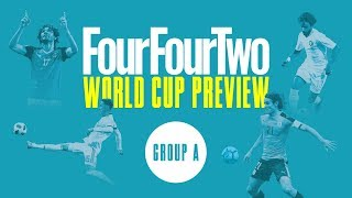 World Cup 2018 Group A Preview | Russia | Saudi Arabia | Egypt | Uruguay