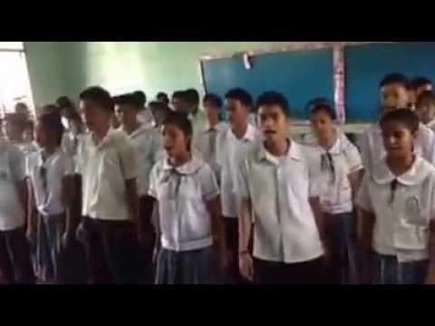 IKAW AT AKO We are the world tagalog version Grade 9 SQUARE