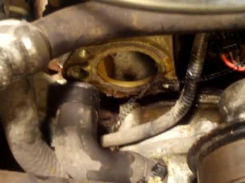 Thermostat Change 1996 Ford Explorer 5.0 AWD