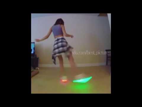 Танец ногами просто супер