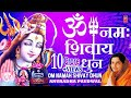 Peaceful Om Namah Shivay Dhun Full Complete ॐ नम श व य ध न 1 घ ट क ANURADHA PAUDWAL Shiv Dhuni mp3
