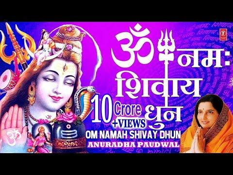 Peaceful Om Namah Shivay Dhun Full Complete, ॐ नमः शिवाय धुन 1 घंटे की, ANURADHA PAUDWAL,Shiv Dhuni