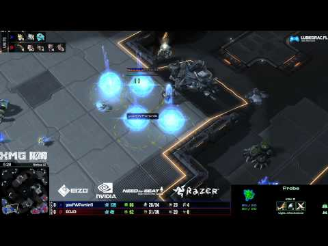 ZvP - Parting vs Jaedong -g1- Nimbus- Starcraft 2 HD 60 FPS 21
