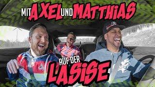 JP Performance - Mit Axel und Matthias auf der LaSiSe!