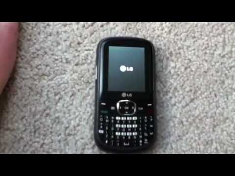 TracFone LG 501c Review