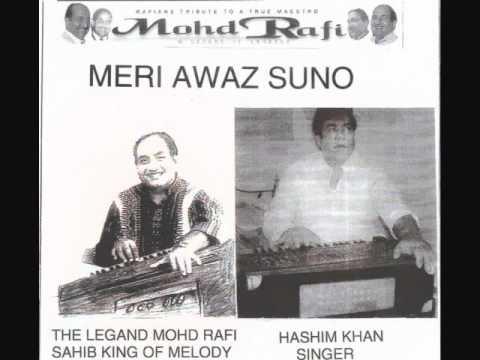 bahon mein teri masti ke ghere           by hashim khan.wmv