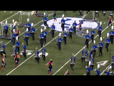 Blue Devils 2012 - Peppy and George