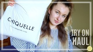 CHIQUELLE TRY ON CLOTHING HAUL | LEMONEM