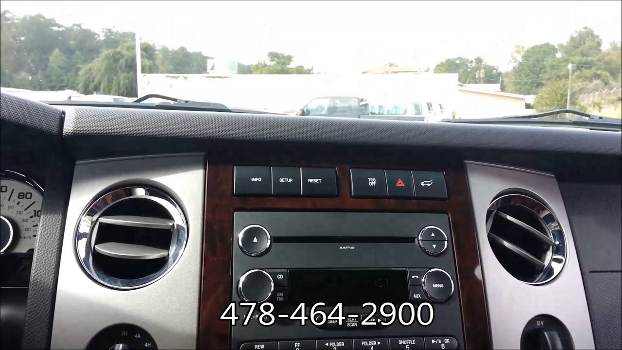 Riverside Ford Macon >> 2012 Ford Expedition King Ranch 4x4 #B1704 at Riverside Ford Lincoln in Macon, GA - YouTube
