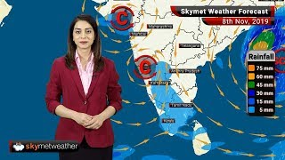 Weather Forecast Nov 8: Cyclone Maha degenerates but Bulbul emerges