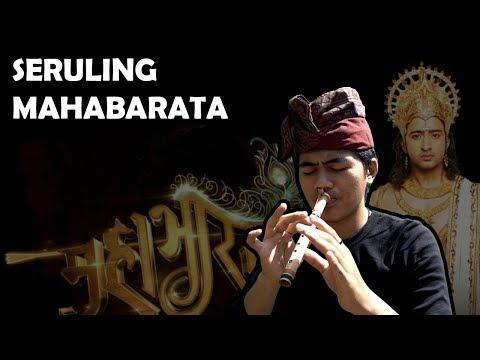 suling bali MAHABARATA. mahabarata flute lesson. HD