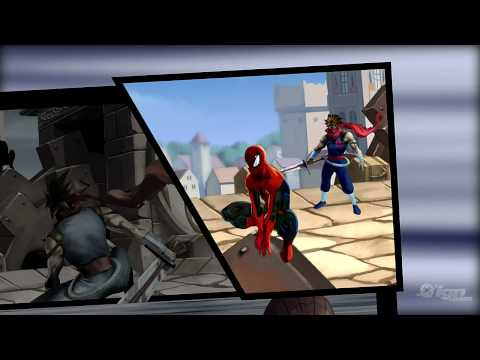 Marvel Vs Capcom 2 'Episode 5: Spider-Man Vs Stryder Hiryu' TRUE-HD QUALITY