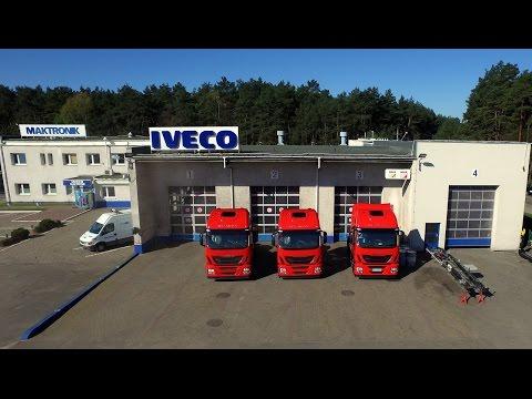 Maktronik Bydgoszcz - Transport Międzynarodowy, Serwis Iveco, Sprzedaż Części