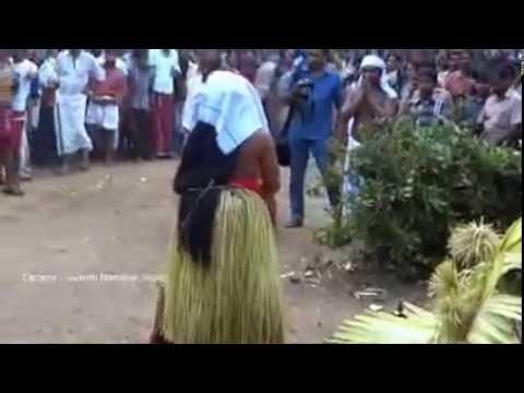 Kaitha Chamundi Theyyam Thira 04 04 2013