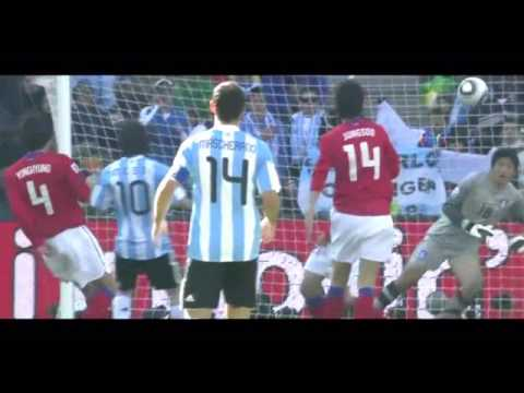 Lionel Messi - World Cup 2010