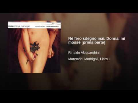 Luca Marenzio - Ne fero sdegno mai Donna