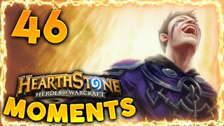 Hearthstone Daily Best Moments #46 | Renounce Darkness