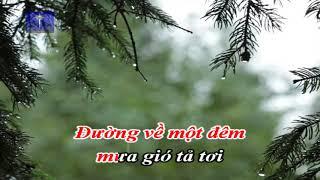 Hương Tình Cũ - Karaoke (beta chuẩn) - Tone nữ