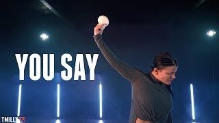 Download Lauren Daigle  You Say  Choreography by Janelle Ginestra TMillyTV
