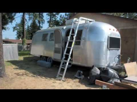Vintage Airstream Remodel Update By Livinlightly Com
